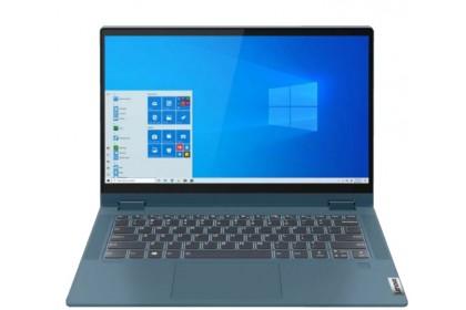 LENOVO IDEAPAD FLEX 5 Working Laptop - Abyss Blue | Intel Core i3-1135G7 + Touch Screen + GeForce MX450 [ 82HS00APMJ ]