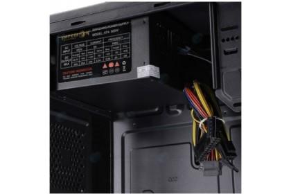 Imperion Elega 12 Micro ATX | Mini ITX Gaming PC Casing with Power Supply (Random Colour)