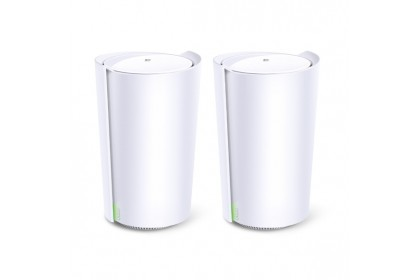 TP-LINK Deco X90 AX6600 Whole Home Mesh Wi-Fi System ( 2 PACK )