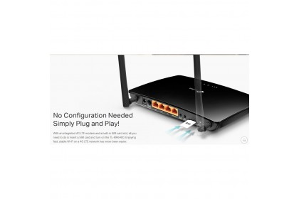 TP-Link TL-MR6400 APAC 300Mbps Wireless N 4G LTE Router